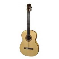 Salvador Cortez CF-55 Flamenco Series flamenco guitar, solid spruce top, sycamore back and sides