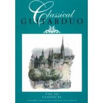 Classical Guitarduo 3 Classical - Sven Lundestad