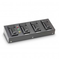 Cameo Multi PAR FOOT PLUS 4-Switch Foot Pedal for all CLMPAR Light Sets