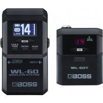 Boss WL-60 Trådløssystem