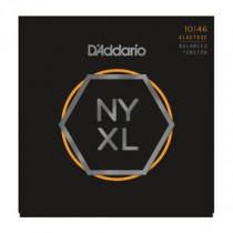 D'Addario NYXL10-46-BT El. Gitar Strenger Balanced Tension