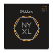 D'Addario NYXL10-46-BT El. Gitar Strenger Balanced Tension