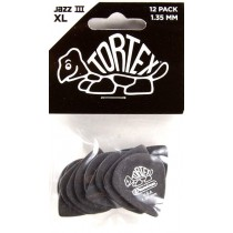 Dunlop Tortex Jazz III XL 1.35 - 12 pack