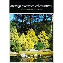 Easy Piano Classics Selected and Edited by Bastien