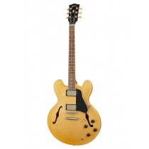 Gibson ES-335 Satin - Satin Vintage Natural
