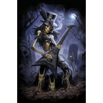 Fantasyplakat - Play Dead - Plakat 54