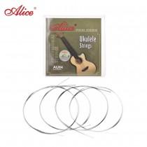 Alice AU04 Soprano Ukulele Strings - A, D, F#, B