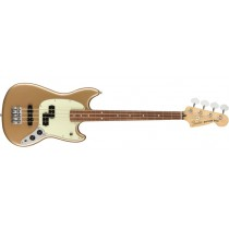 Fender Player Mustang Bass PJ PF - Firemist Gold