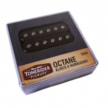Tonerider Octane Alnico 8 F-spaced, bridge, black