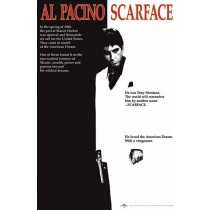 "Filmplakat - Scarface ""Movie Sheet"" - Plakat 138"