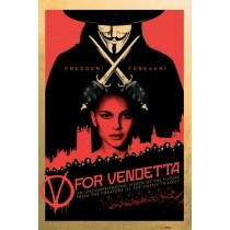 Filmplakat - V For Vendetta - Plakat 25