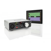Focusrite iTrack Solo Lightning, 2-kanals lydkort for iPad/PC/Mac