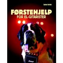 Førstehjelp for El-gitarister inkl CD - Sølvin Refvik