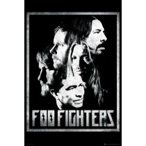 "Foo Fighters ""Group"" - Plakat 45"
