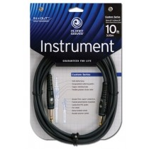 Planet Waves PW-GS-01 Custom Stereo kabel, 0,3m