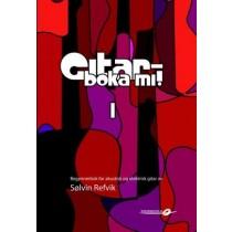 Gitarboka mi! 1 - Opplæringsbok m/CD, Sølvin Refvik *