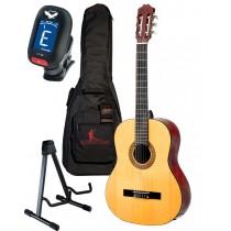 SpeakONs klassisk gitarpakke for den voksne nybegynneren