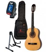 SpeakONs klassisk gitarpakke for den lille nybegynneren