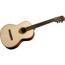 LAG Guitars Occitania OC70 - Klassisk gitar med heltre granlokk 4/4