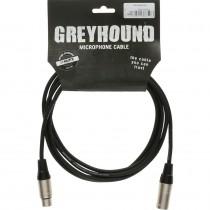 Klotz GRG1FM100 Greyhound mikrofonkabel 10m