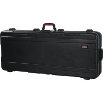 Gator GTSA-KEY88SL| SLIM 88-note TSA Keyboard Case w/ Wheels| GF1 Kina