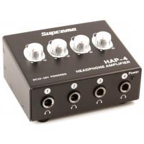Supreme HAP-4 4-kanals hodetelefonforsterker