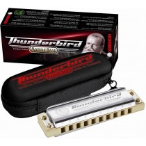 Hohner Marine Band Thunderbird Low Bb