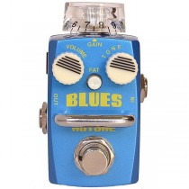 Hotone BLUES-SOD-2 - Blue Analog Overdrive Pedal