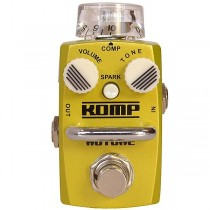 Hotone KOMP-SCS-1 - Yellow Analog Compressor Pedal