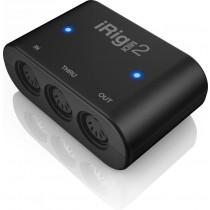 IK Multimedia iRig MIDI 2 -  Midiinterface for iPhone, iPod touch, iPad and Mac/PC