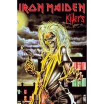 "Iron Maiden ""Killers"" - Plakat"