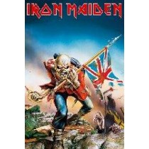 "Iron Maiden ""Trooper"" - Plakat"