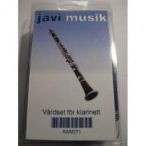 Javi AWM271 - Vedlikeholdssett for klarinett