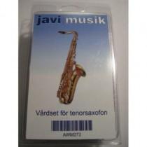 Javi AWM272 - Vedlikeholdssett for tenorsax