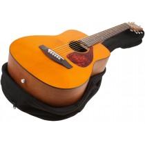 Yamaha JR1 - Mini akustisk gitar med stålstrenger inkl.bag