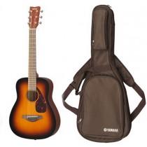 Yamaha JR2 TBS - Mini akustisk gitar med stålstrenger inkl.bag
