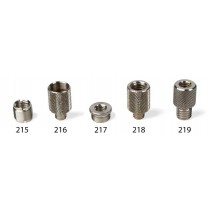 "K&M 219 - Adapter 3/8"" til 1/2"" for mikrofonstativ"