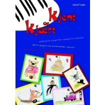Kjent og kjært 1 - Astrid Tveter 34 sanger for nybegynnere på piano