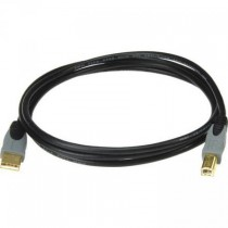 Klotz USB-AB1 - USB-kabel 1,5m USB-A til USB-B