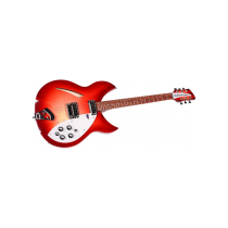 Rickenbacker 330 Fireglo