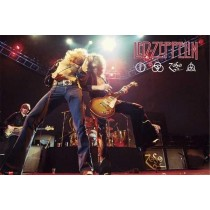 "Led Zeppelin ""Live"" - Plakat"