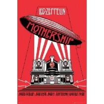 "Led Zeppelin ""Mothership"" - Plakat"