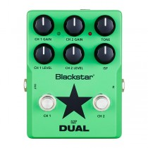 Blackstar LT-Dual - To-kanals overdrivepedal