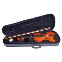 Leonardo LV-1034 - 3/4 fiolin med kasse og bue