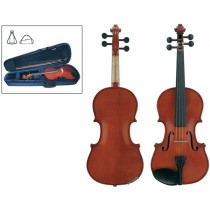 Leonardo LV-1634 - 3/4 størrelse fiolin med etui