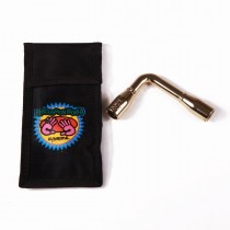 Meinl KEY-01 - L-Percussion Key, Gold w/Bag