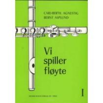 Vi spiller Fløyte 1 Agnestig