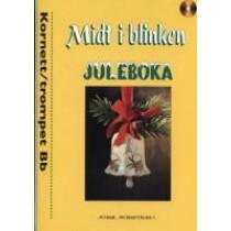 Midt i blinken Juleboka - Kornett/trompet m/CD