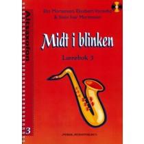 MIDT I BLINKEN - Altsaxofon, lærebok 3