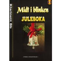 MIDT I BLINKEN Juleboka- Klarinett